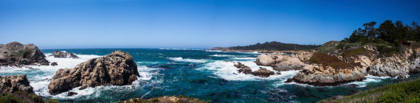 Monterey Bay「California Coast」:スマホ壁紙(12)