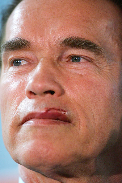 Misfortune「Schwarzenegger Discusses Child Health Insurance after his Weekend Motorcycle Accident」:写真・画像(16)[壁紙.com]