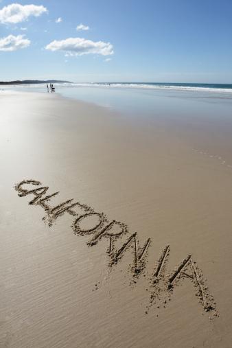 Empty「California Beach Words」:スマホ壁紙(9)