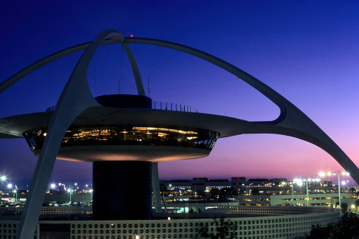 City Of Los Angeles「USA California, Los Angeles, International Airport」:スマホ壁紙(17)