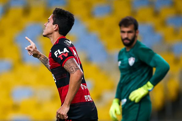 Maracanã Stadium「Flamengo v Fluminense - Carioca State Championship」:写真・画像(16)[壁紙.com]