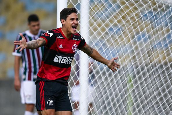 Maracanã Stadium「Flamengo v Fluminense - Carioca State Championship」:写真・画像(15)[壁紙.com]