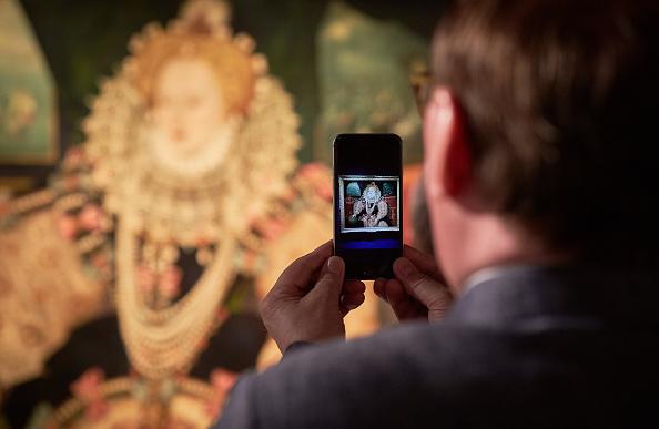 写真「Art Fund And Royal Museums Greenwich Launch Public Appeal To Acquire The Armada Portrait Of Elizabeth I」:写真・画像(18)[壁紙.com]