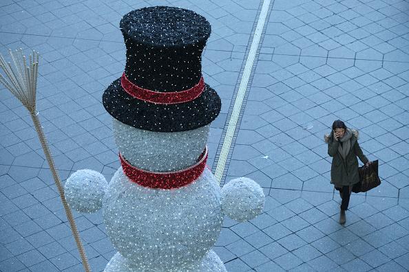 雪だるま「Final Week Of Christmas Shopping」:写真・画像(15)[壁紙.com]