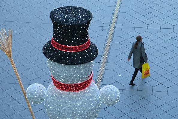 雪だるま「Final Week Of Christmas Shopping」:写真・画像(16)[壁紙.com]