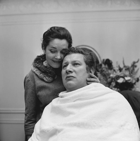 人体部位「Peter and Suzanne Ustinov」:写真・画像(12)[壁紙.com]
