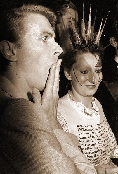 Punk - Person「Bowie And Jordan」:写真・画像(3)[壁紙.com]