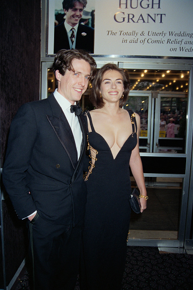 "Formalwear「""Four Weddings And A Funeral"" Premiere In London, 1994」:写真・画像(17)[壁紙.com]"