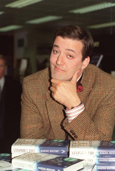 Photoshot「Stephen Fry」:写真・画像(17)[壁紙.com]