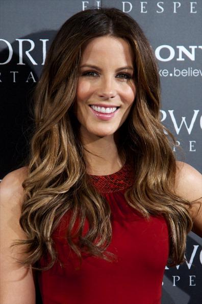 ロングヘア「Kate Beckinsale Attends 'Underworld Awakening' Photocall in Madrid」:写真・画像(5)[壁紙.com]