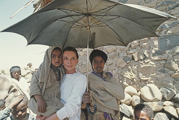 UNICEF「Hepburn In Ethiopia」:写真・画像(16)[壁紙.com]