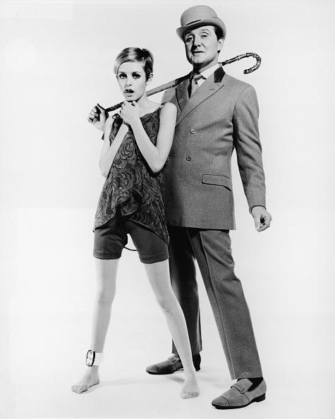 Umbrella「Patrick MacNee & Twiggy」:写真・画像(19)[壁紙.com]
