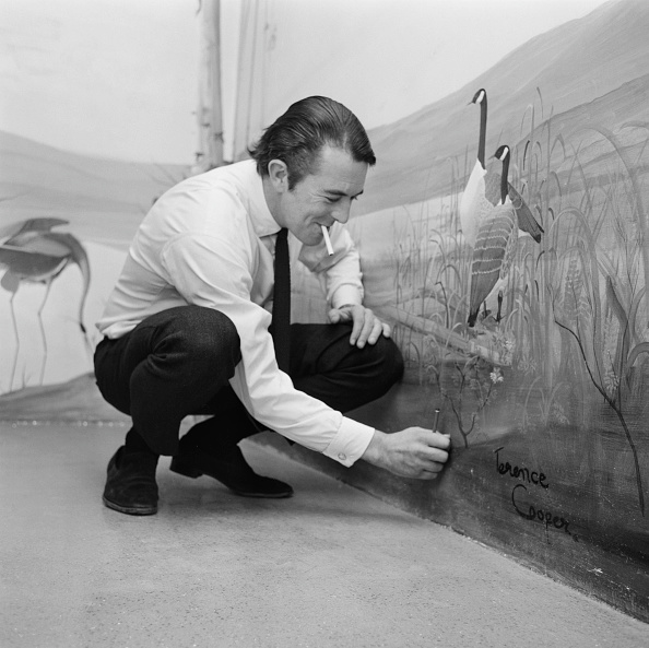 Eddie House「Terence Cooper」:写真・画像(10)[壁紙.com]
