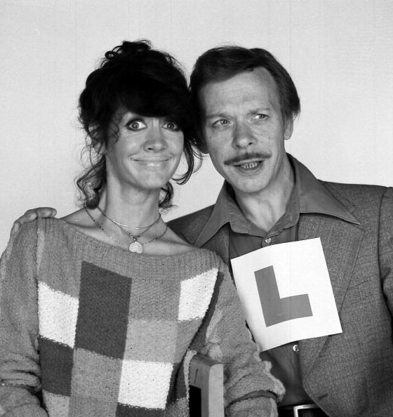 Photoshot「Amanda Barrie and Brian Murphy」:写真・画像(1)[壁紙.com]