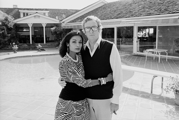 One Man Only「Michael And Shakira Caine」:写真・画像(7)[壁紙.com]