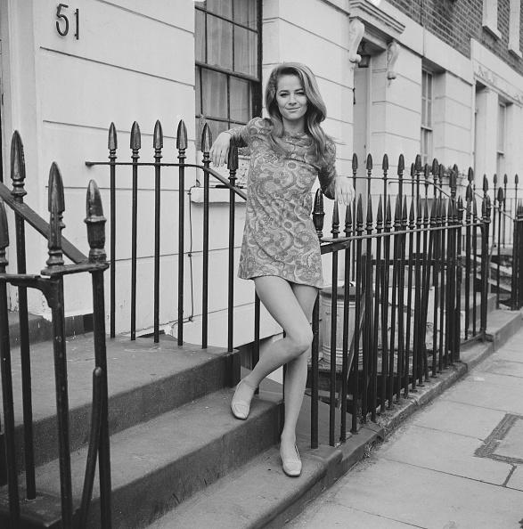 Mini Dress「Charlotte Rampling」:写真・画像(9)[壁紙.com]