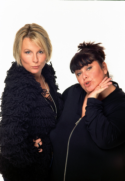Photo Shoot「French and Saunders」:写真・画像(3)[壁紙.com]