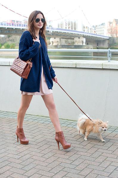 ストリートスナップ「Lucy Watson Street Style In London - February 18, 2014」:写真・画像(11)[壁紙.com]