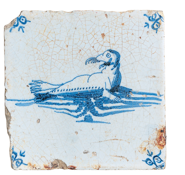 17th Century「Tin Glazed Tiles」:写真・画像(17)[壁紙.com]