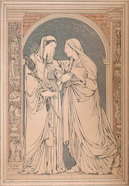 St「A Marble Mosaic Picture By The Baron H De Triqueti Paris 1893」:写真・画像(16)[壁紙.com]