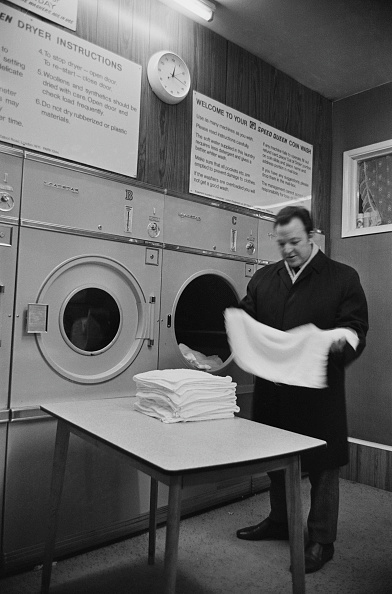 Laundromat「My Average Laundrette」:写真・画像(4)[壁紙.com]