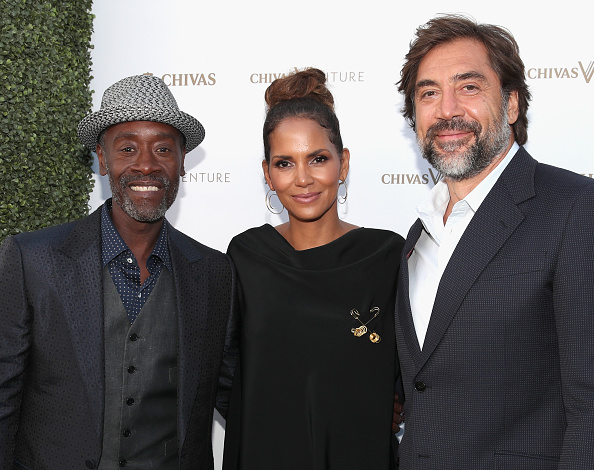 Don Cheadle「Halle Berry And Josh Gad Announce Winners Of The Chivas Venture $1m Global Startup Competition」:写真・画像(5)[壁紙.com]