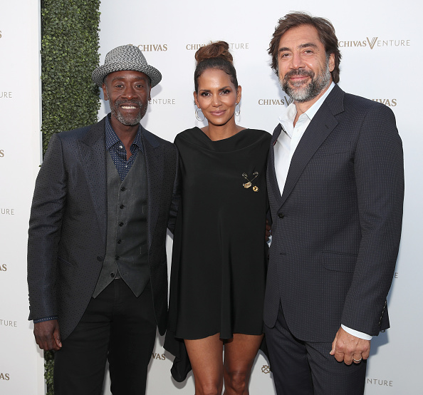 Don Cheadle「Halle Berry And Josh Gad Announce Winners Of The Chivas Venture $1m Global Startup Competition」:写真・画像(6)[壁紙.com]