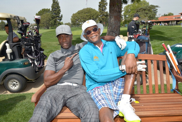 Don Cheadle「7th Annual George Lopez Celebrity Golf Classic Presented By Sabra Salsa」:写真・画像(19)[壁紙.com]