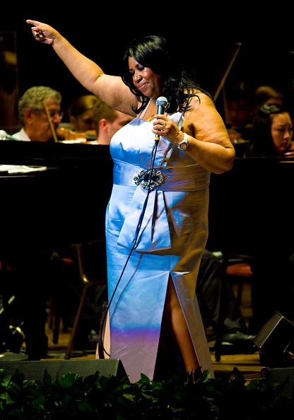 Human Limb「Aretha Franklin & Condoleezza Rice In Concert」:写真・画像(11)[壁紙.com]