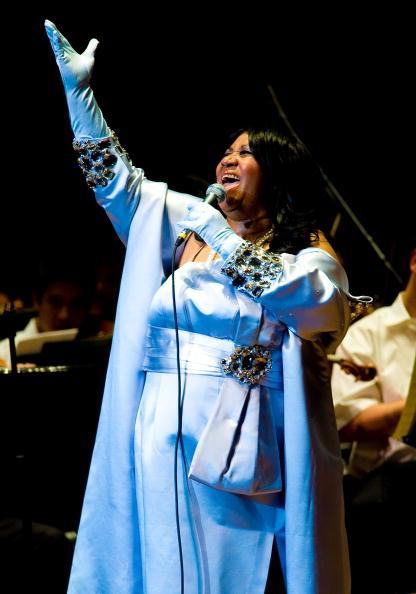 Human Arm「Aretha Franklin & Condoleezza Rice In Concert」:写真・画像(17)[壁紙.com]