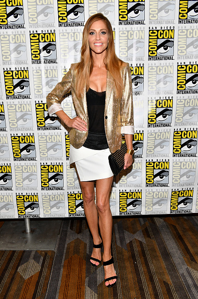 "Blazer - Jacket「Comic-Con International 2017 - ""Battlestar Galactica"" Reunion Press Line」:写真・画像(11)[壁紙.com]"