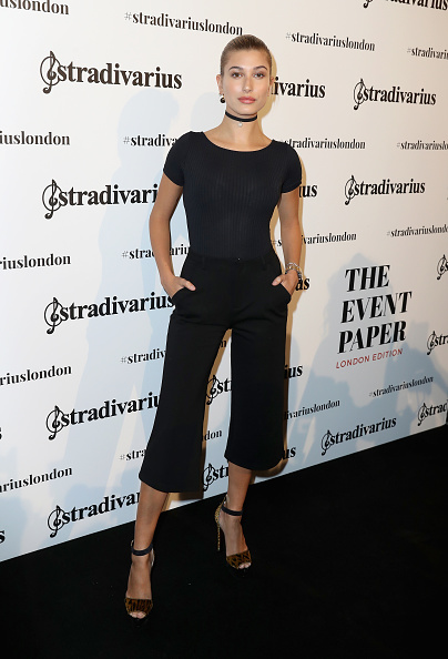 London Fashion Week「Stradivarius: The Event Paper Launch - Arrivals - London」:写真・画像(8)[壁紙.com]