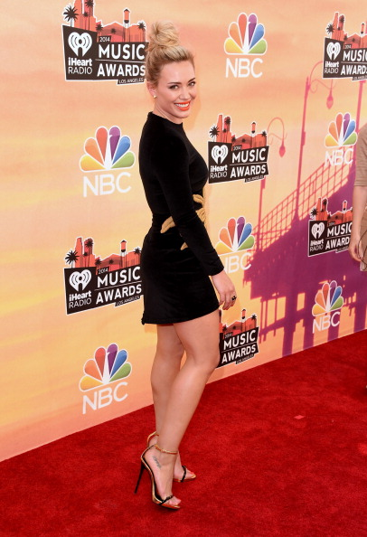 Hilary Duff「2014 iHeartRadio Music Awards - Arrivals」:写真・画像(9)[壁紙.com]
