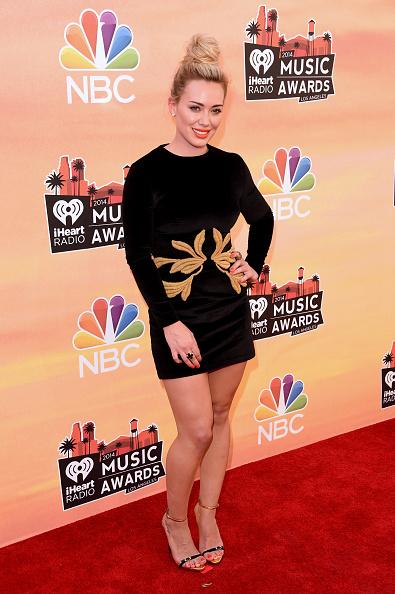 ヒラリー・ダフ「2014 iHeartRadio Music Awards - Arrivals」:写真・画像(13)[壁紙.com]