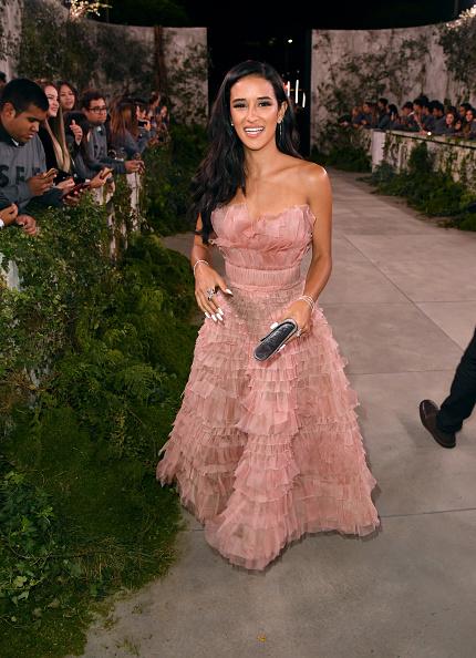 "Flounced Dress「World Premiere Of Apple TV+'s ""See"" - Red Carpet」:写真・画像(17)[壁紙.com]"