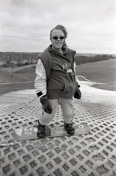 スノーボード「Prodigy Keith Flint 1993」:写真・画像(4)[壁紙.com]