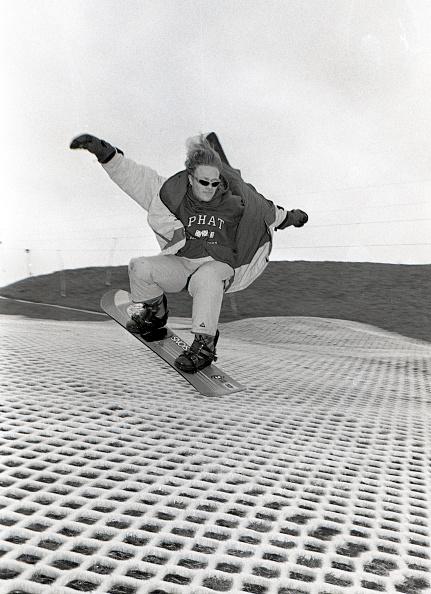 スノーボード「Prodigy Keith Flint 1993」:写真・画像(5)[壁紙.com]