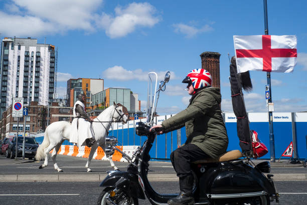 St George's Day Parade In Manchester:ニュース(壁紙.com)