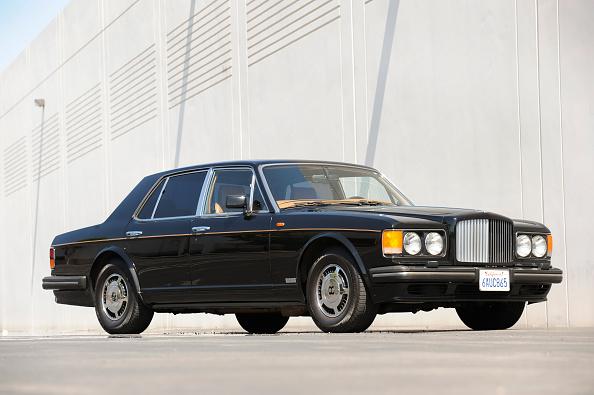 Journey「Bentley Turbo R 1986」:写真・画像(2)[壁紙.com]