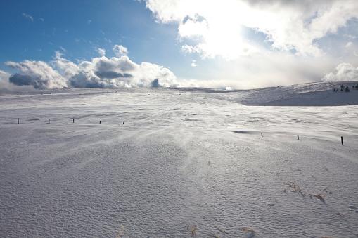 Snowdrift「Utsukushigahara Highland」:スマホ壁紙(2)