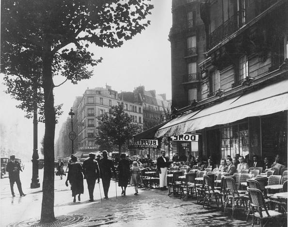 1930-1939「Parisian Cafe」:写真・画像(8)[壁紙.com]