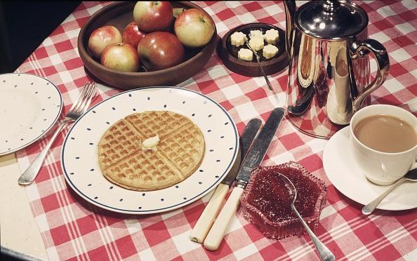 Plate「Hot Breakfast」:写真・画像(9)[壁紙.com]