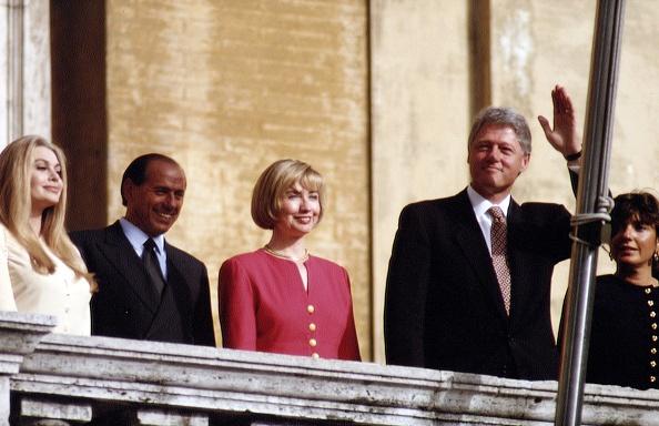 Architectural Feature「Clinton Visits Rome」:写真・画像(17)[壁紙.com]