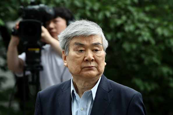 Chairperson「Korean Air Chairman Under Investigations For Embezzlement and Fraud」:写真・画像(16)[壁紙.com]