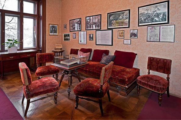 Sofa「Freud Museum」:写真・画像(11)[壁紙.com]
