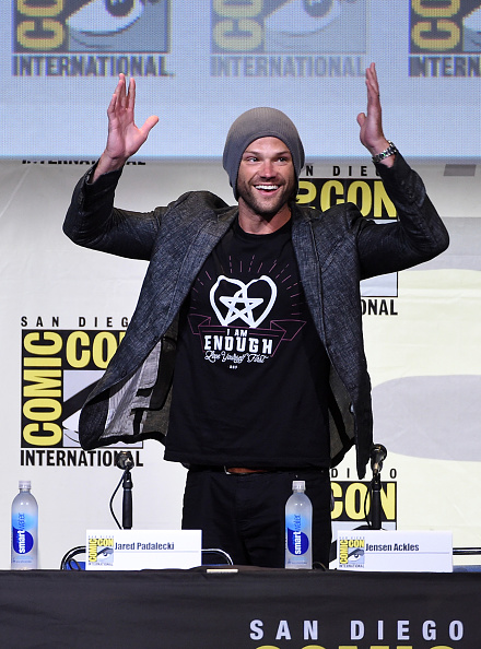 "San Diego Comic-Con「Comic-Con International 2016 - ""Supernatural"" Special Video Presentation And Q&A」:写真・画像(12)[壁紙.com]"