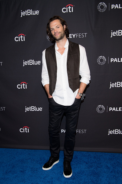 "Fully Unbuttoned「The Paley Center For Media's 35th Annual PaleyFest Los Angeles - ""Supernatural"" - Arrivals」:写真・画像(12)[壁紙.com]"