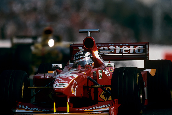 Japanese Formula One Grand Prix「Heinz-Harald Frentzen, Grand Prix Of Japan」:写真・画像(19)[壁紙.com]