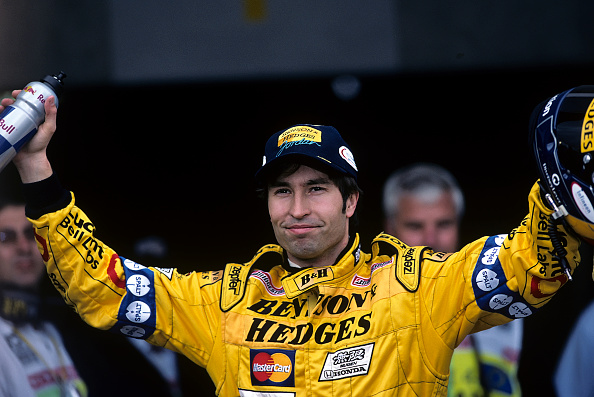 Europe「Heinz-Harald Frentzen, Grand Prix Of Europe」:写真・画像(15)[壁紙.com]