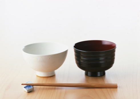 Dining Table「Bowls for rice and soup」:スマホ壁紙(15)
